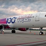 Airbus A321 Wizzair reg HA-LTD