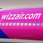 Airbus A320 Wizzair reg HA-LYX