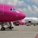 Airbus A320 Wizzair reg HA-LPR