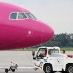Airbus A320 Wizzair reg HA-LYF