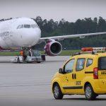 Airbus A320 Wizzair reg G-WUKA