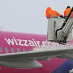 Airbus A321 Wizzair reg HA-LXO